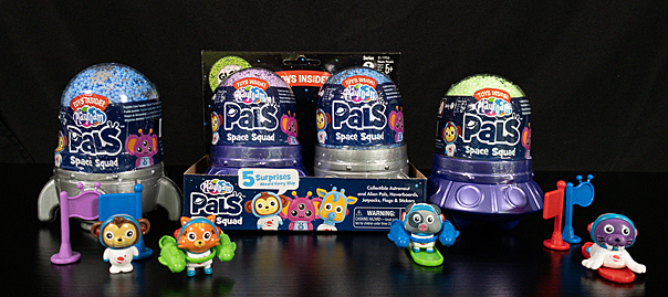 Playfoam Pals Space Squad - Consumer Product Newsgroup